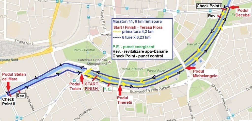 Traseu_maraton